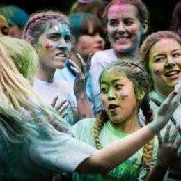 Color Run Aarhus
